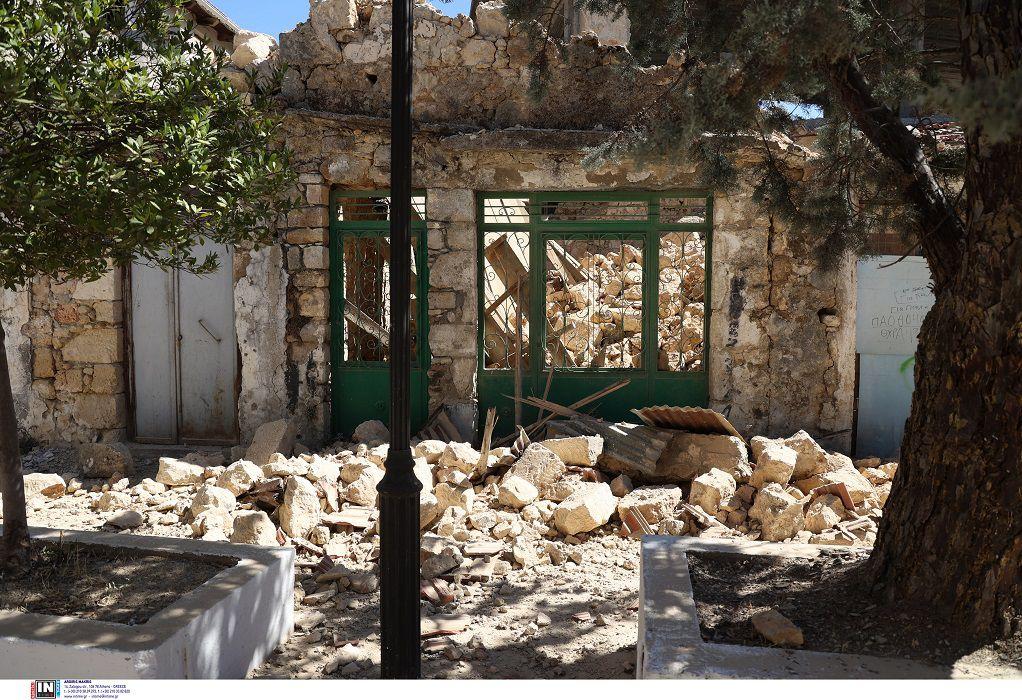 Σεισμός στην Κρήτη: Ο αντιπ/άρχης Ηρακλείου στο GRTimes–Ανυπολόγιστες οι ζημιές