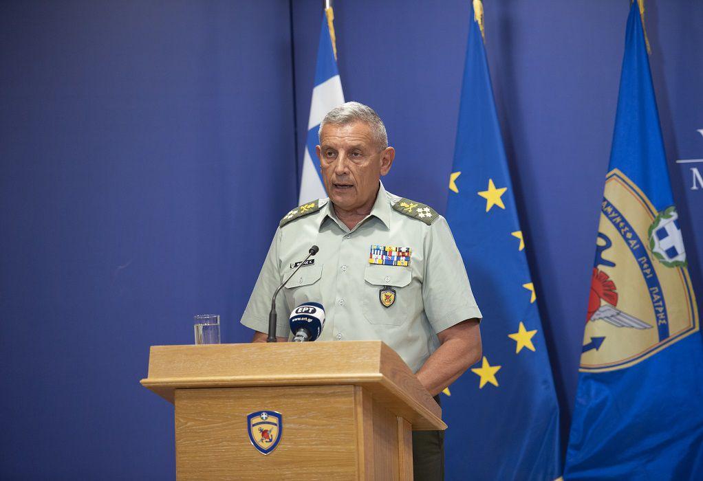 Συνάντηση αρχηγού ΓΕΕΘΑ με τον Μητροπολίτη Θεσσαλονίκης – Τι συζητήθηκε