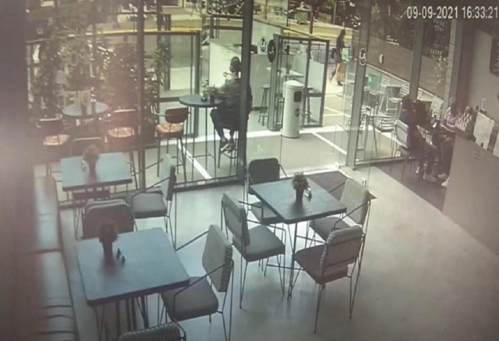 Βίντεο ντοκουμέντο από τη δολοφονική απόπειρα στη Λεωφόρο Αλεξάνδρας