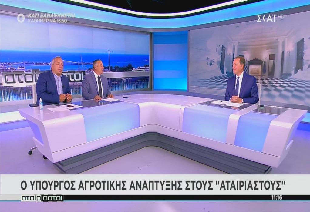 Σπ. Λιβανός: Στρατηγική δεύτερου κόμματος από τον Τσίπρα στη ΔΕΘ (VIDEO)