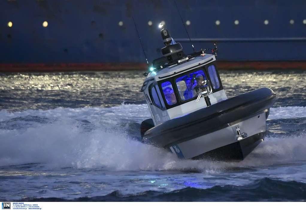 Ρυμουλκήθηκε ακυβέρνητο σκάφος στο λιμάνι της Επανομής