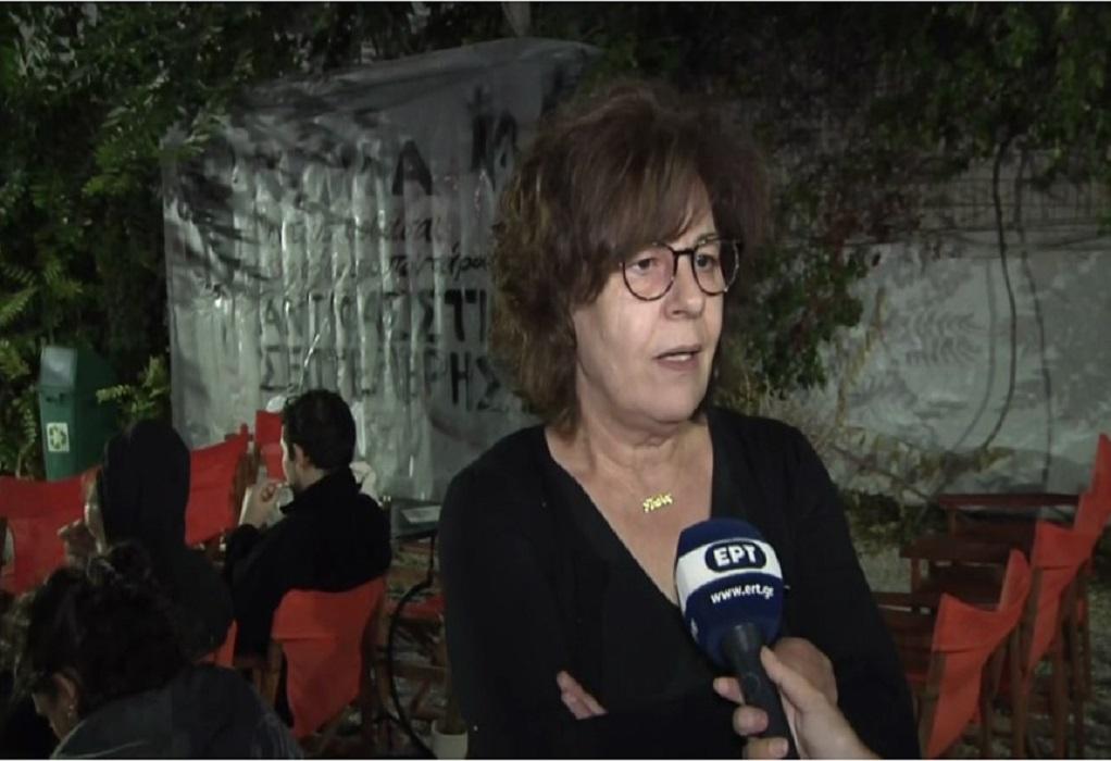 Μάγδα Φύσσα: Δεν τελειώσαμε με τον φασισμό επειδή μπήκε φυλακή η Χρυσή Αυγή (VIDEO)