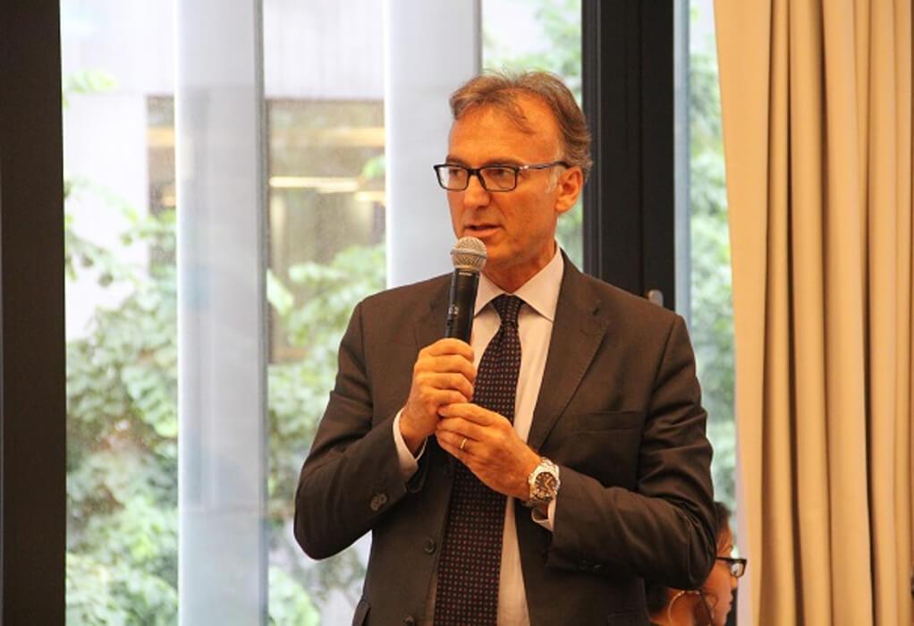 ΤΡΑΙΝΟΣΕ: Αποχωρεί ο Φ. Τσαλίδης, νέος CEO o Μ. Capotorto