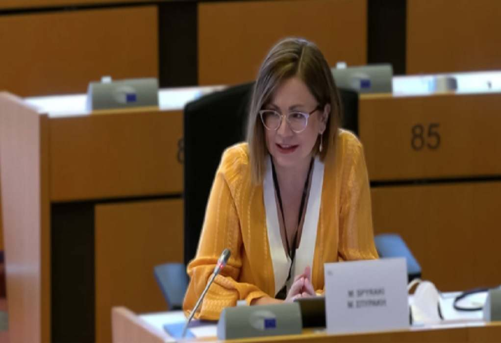 Μ. Σπυράκη: Πως είδε ο ξένος Τύπος την έκθεσή της για τη μείωση Μεθανίου