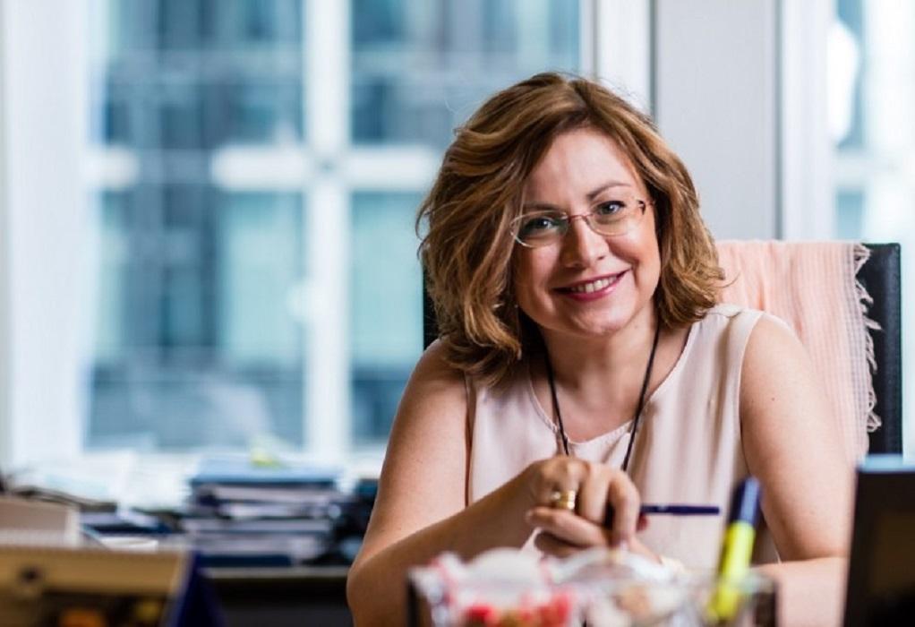 Γενέθλια για την ευρωβουλευτή Μαρία Σπυράκη: Πόσα κεράκια έσβησε (VIDEO)