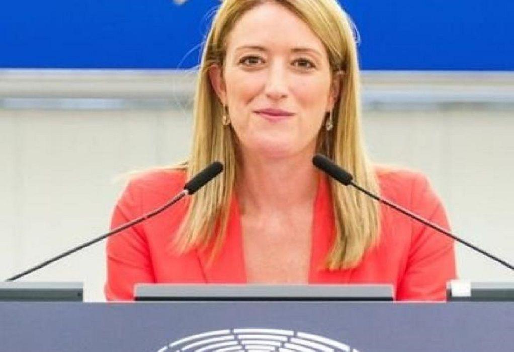 Μετσόλα: Οι δικτάτορες δεν θα διχάσουν την ΕΕ