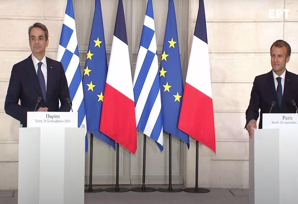 Ελλάδα – Γαλλία: Τι σημαίνει η συμφωνία που υπογράφηκε στο Παρίσι