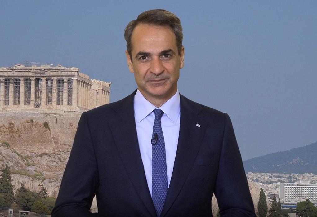 Κυρ. Μητσοτάκης: Μετά από δέκα χρόνια άλλαξε το κλίμα στην οικονομία
