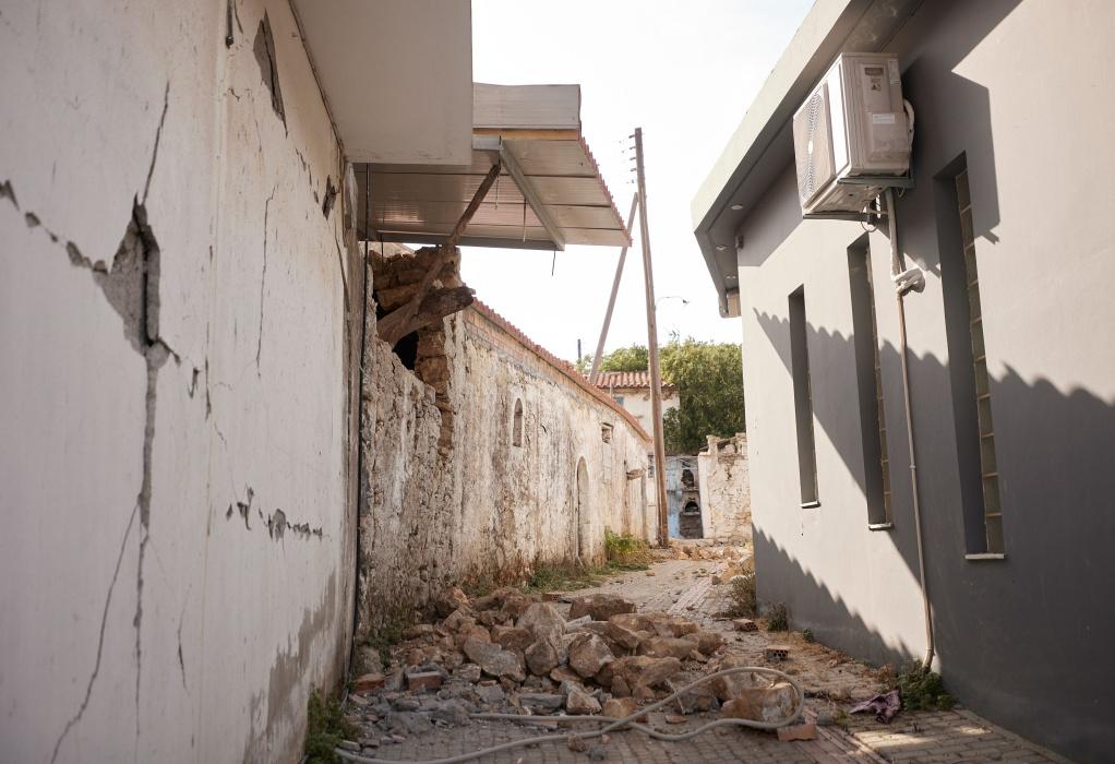 Σεισμός στην Κρήτη: Όλα τα μέτρα στήριξης για πληγέντες και επιχειρήσεις