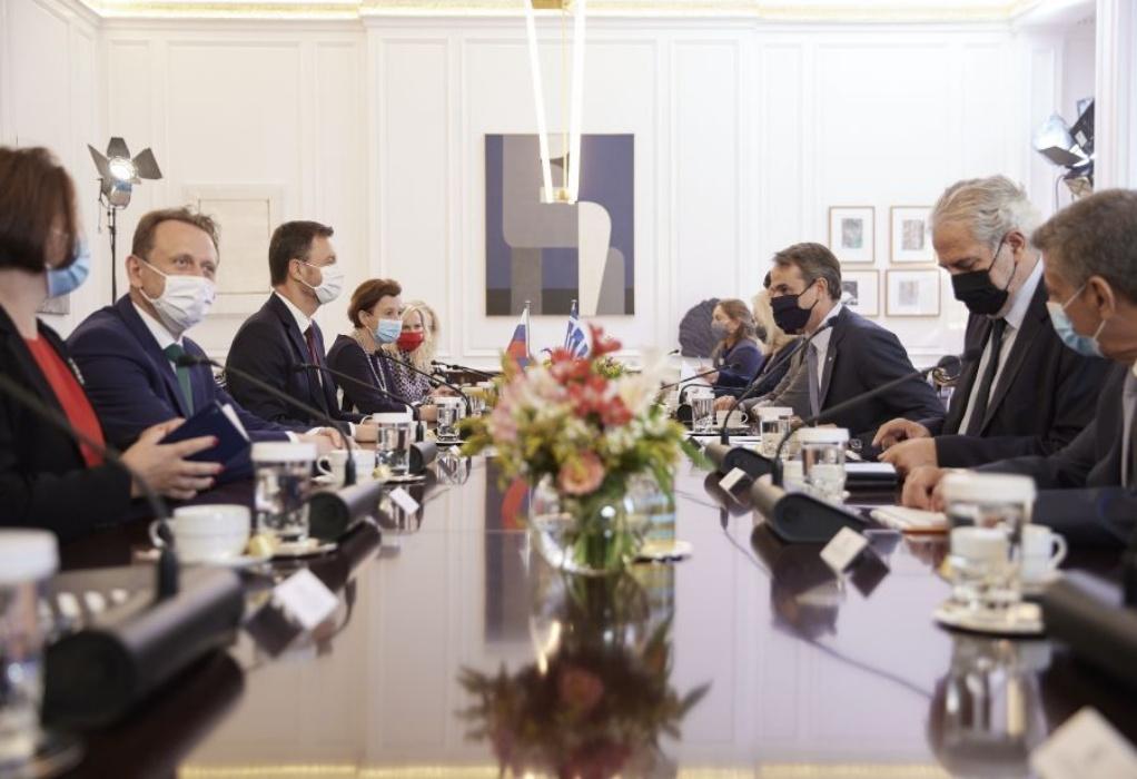 Μνημόνιο συνεργασίας Ελλάδας -Σλοβακίας στον τομέα του τουρισμού
