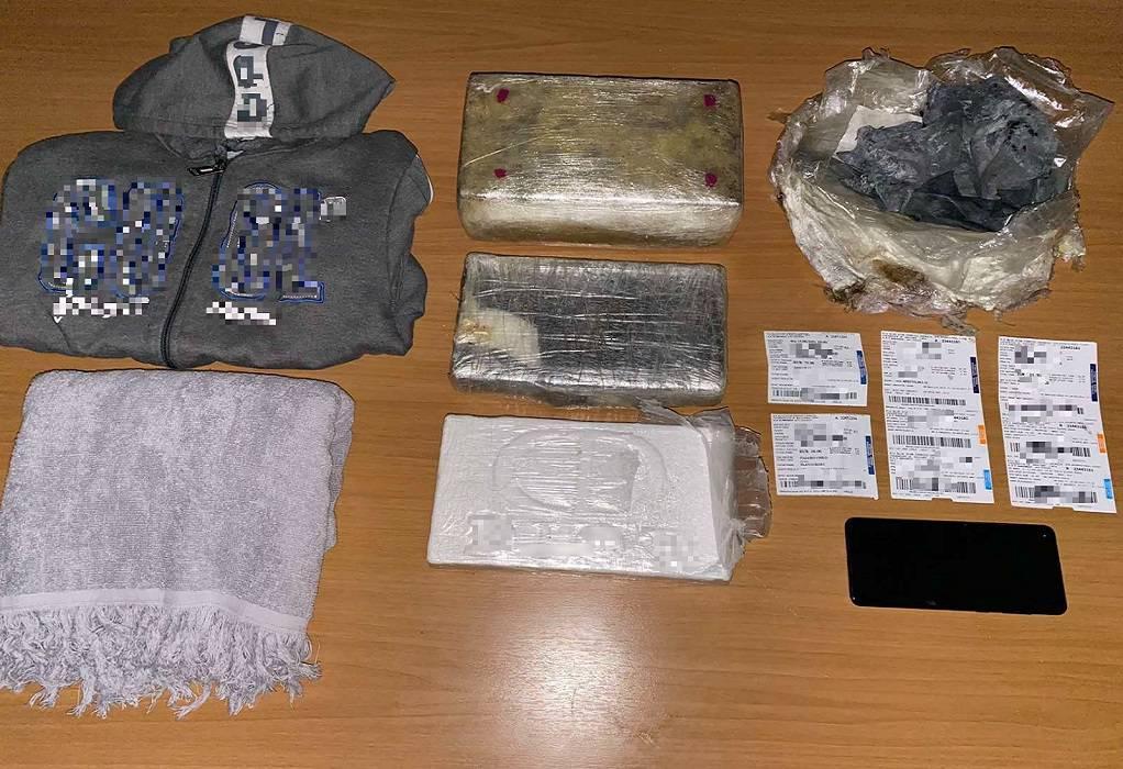 Λέσβος: Μετέφεραν με το πλοίο της γραμμής 4,5 κιλά κοκαΐνης- Συνελήφθη 43χρονη (ΦΩΤΟ)