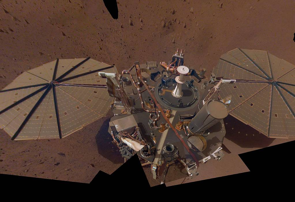 NASA: Το Insight ανίχνευσε σεισμό διάρκειας μιάμισης ώρας στον Άρη
