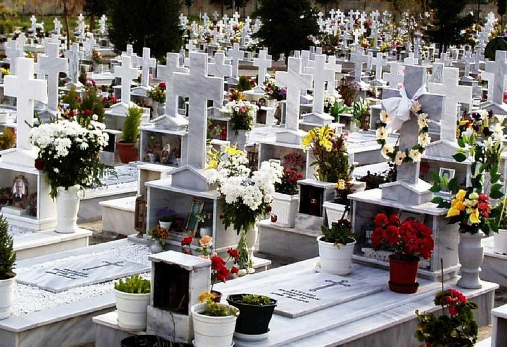 Θρίλερ στη Θεσσαλονίκη: Πήγαν να κάνουν εκταφή και ο τάφος ήταν άδειος  (VIDEO)