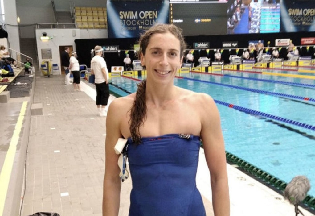 Κολύμβηση-Ντουντουνάκη: Ξανά πανελλήνιο ρεκόρ στα 200μ. πεταλούδα