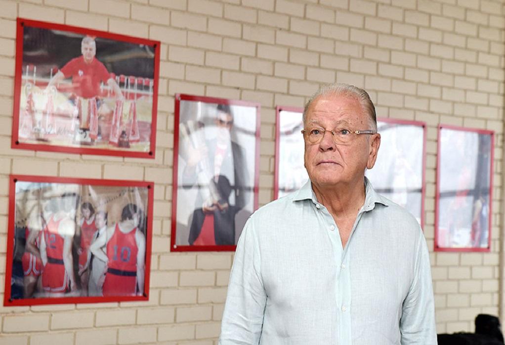 Ολυμπιακός για Ντούσαν Ίβκοβιτς: Έφυγε ο μεγαλύτερος όλων