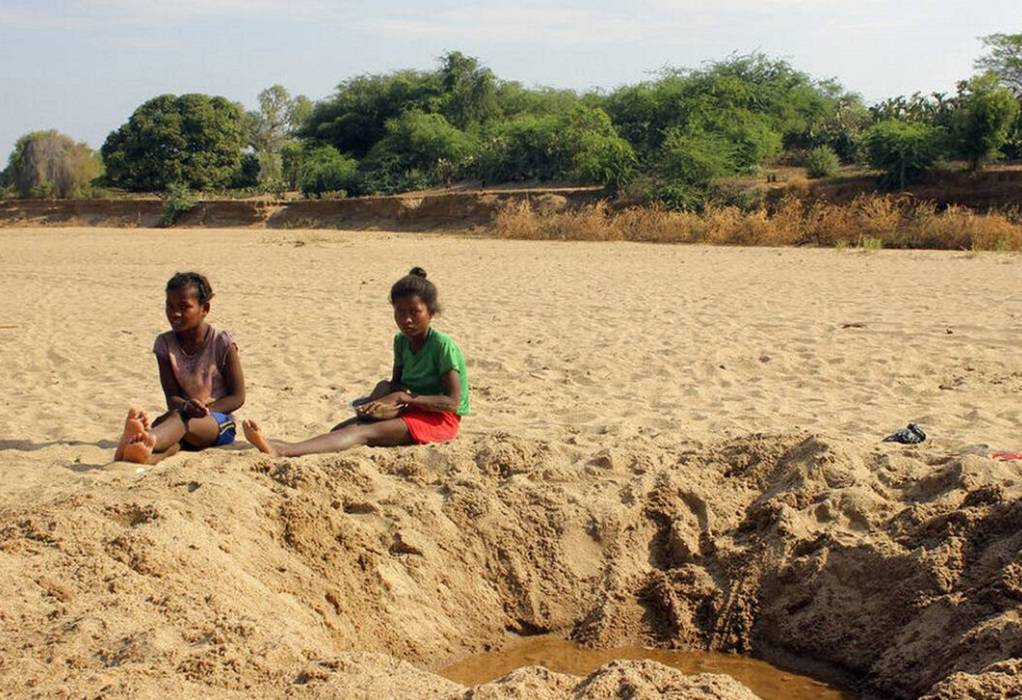 Κένυα: Με πείνα απειλεί η ξηρασία εκατομμύρια ανθρώπους