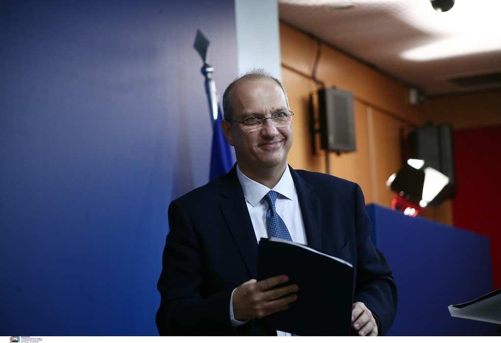 Γ. Οικονόμου για Πέραμα: Να έχουμε εμπιστοσύνη στα συντεταγμένα όργανα της ελληνικής πολιτείας