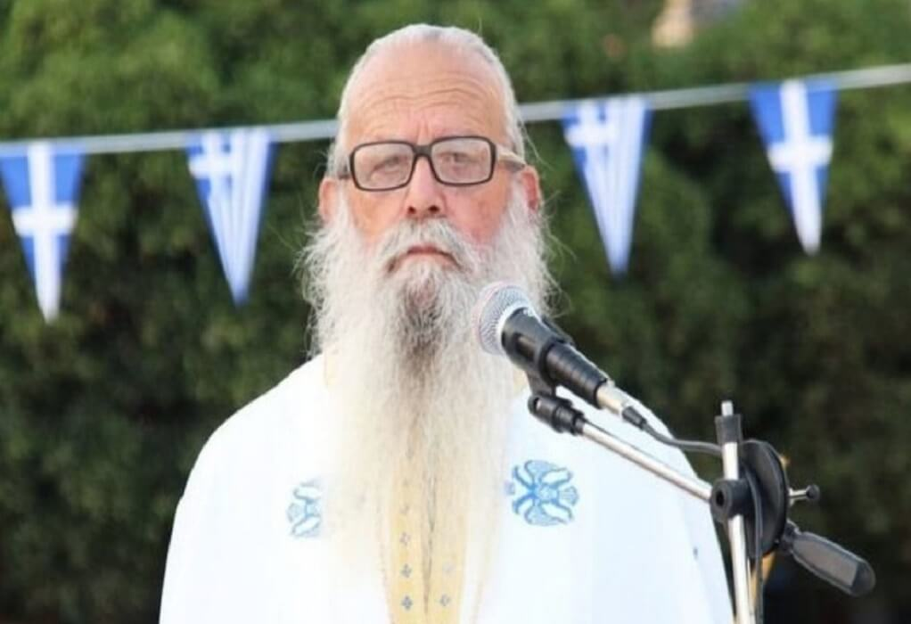 Οινούσσες: Πέθανε από κορονωϊό ο ιερέας του νησιού – Ήταν αρνητής και ανεμβολίαστος