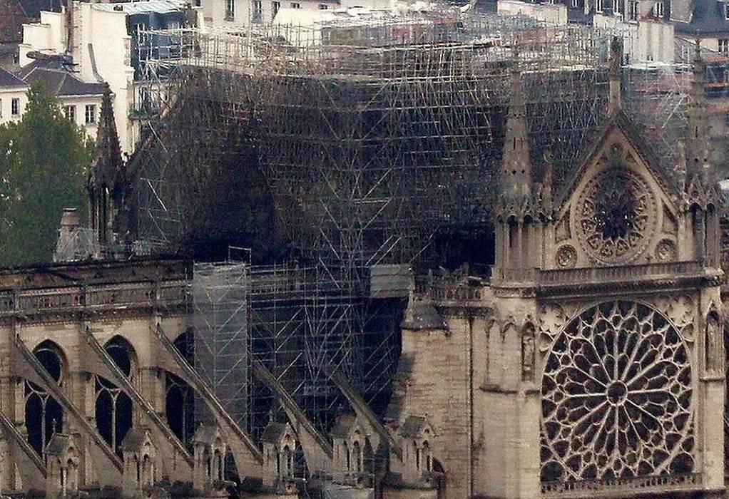 Γαλλία: Έτοιμες να ξεκινήσουν οι εργασίες αποκατάστασης της Παναγίας των Παρισιών