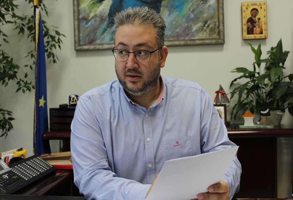 Δ. Ωραιοκάστρου: Ο Π. Τσακίρης ανακοίνωσε το νέο σχήμα διοίκησης του δήμου