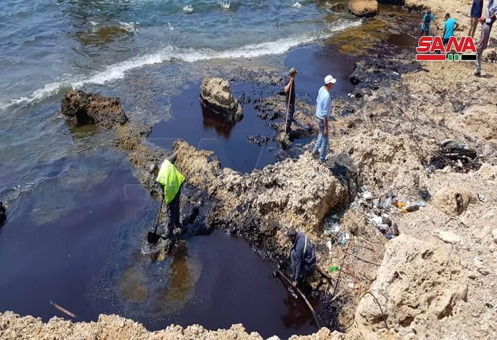Συναγερμός στην Μεσόγειο: Πετρελαιοκηλίδα εξαπλώνεται από τη Συρία προς την Κύπρο