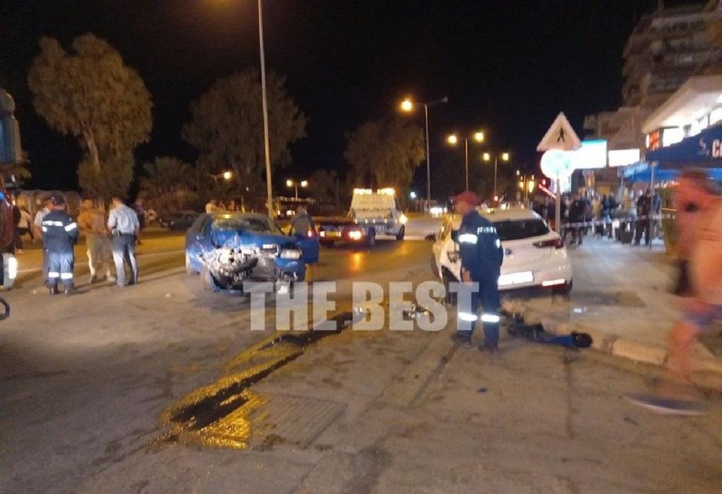 Πάτρα: Νεκρός ποδηλάτης που παρασύρθηκε από αυτοκίνητο (ΦΩΤΟ)