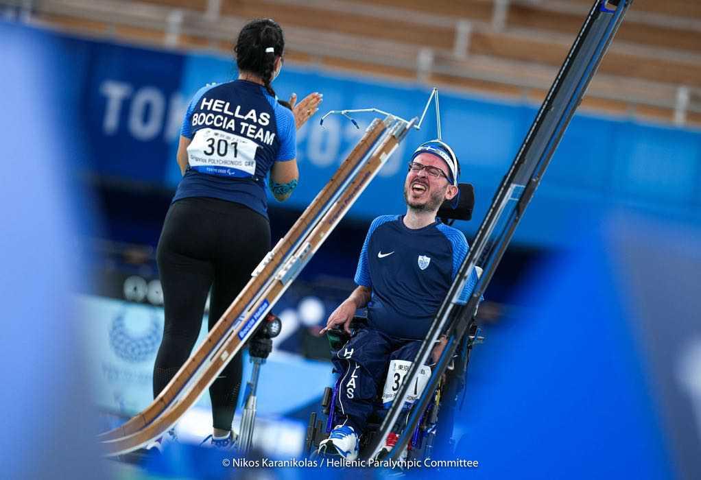 Παραολυμπιακοί Αγώνες: Ο Πολυχρονίδης καταγγέλει ψυχολογική βία από προπονητή