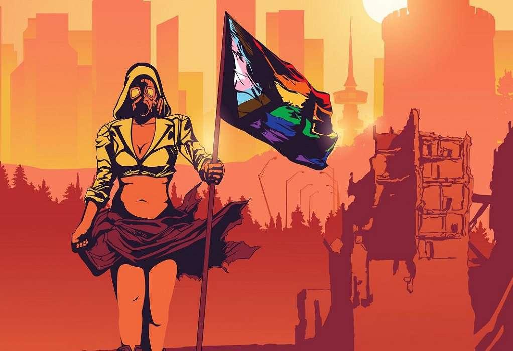 Θεσσαλονίκη: Σήμερα η πορεία υπερηφάνειας του 9ου Thessaloniki Pride
