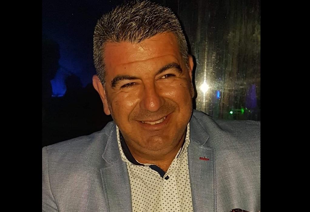 Θλίψη στον δήμο Θερμαϊκού – Πέθανε ο πρόεδρος του Εμπορικού Συλλόγου