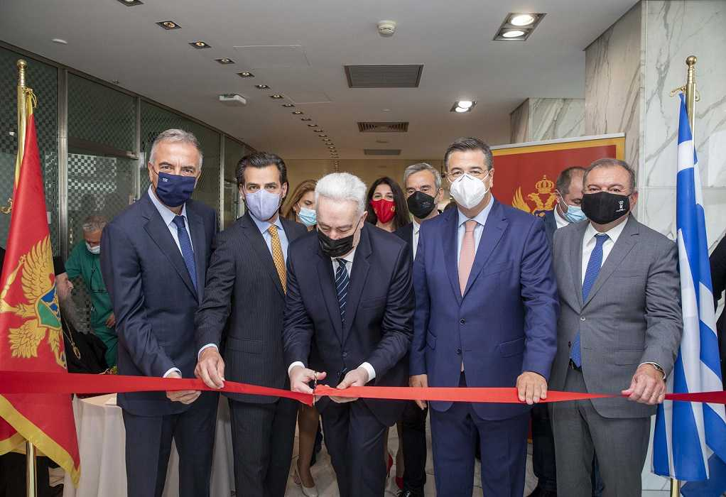 Ιστορικής Σημασίας Εγκαίνια στη Θεσσαλονίκη παρουσία του Πρωθυπουργού του Μαυροβουνίου (ΦΩΤΟ)