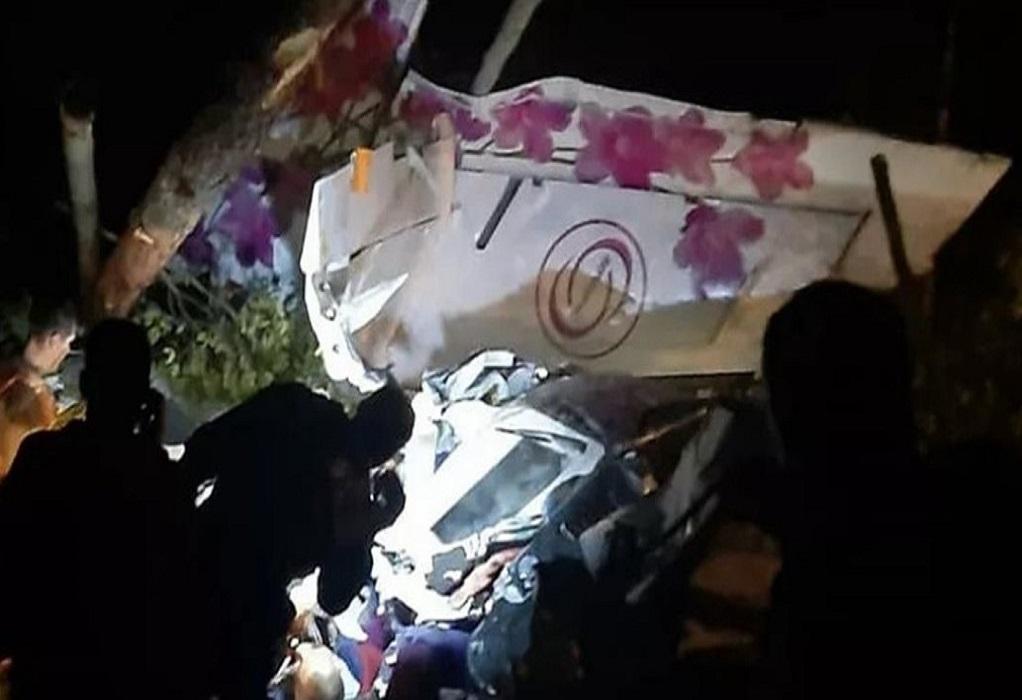 Ρωσία: Τέσσερις νεκροί από συντριβή αεροσκάφους σε αναγκαστική προσγείωση(VIDEO)