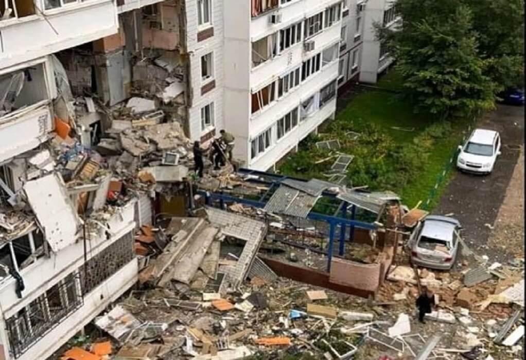 Ρωσία: Στους επτά οι νεκροί από την έκρηξη φυσικού αερίου σε κτίριο κατοικιών στο Νογκίνσκ