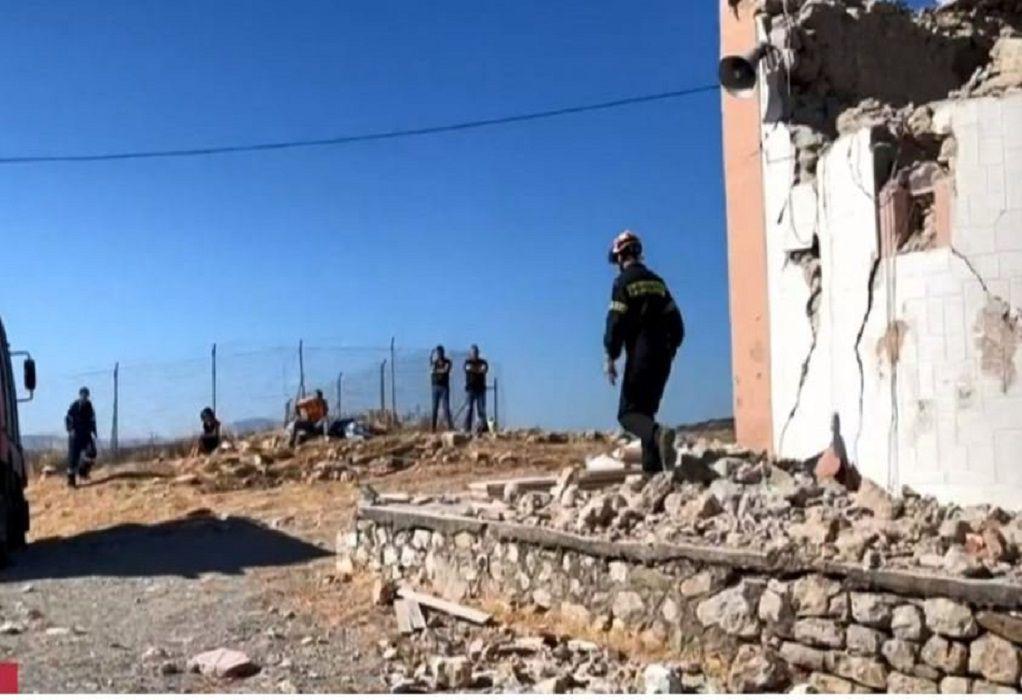 Κύπρος: Βοήθεια προς τους σεισμόπληκτους της Κρήτης