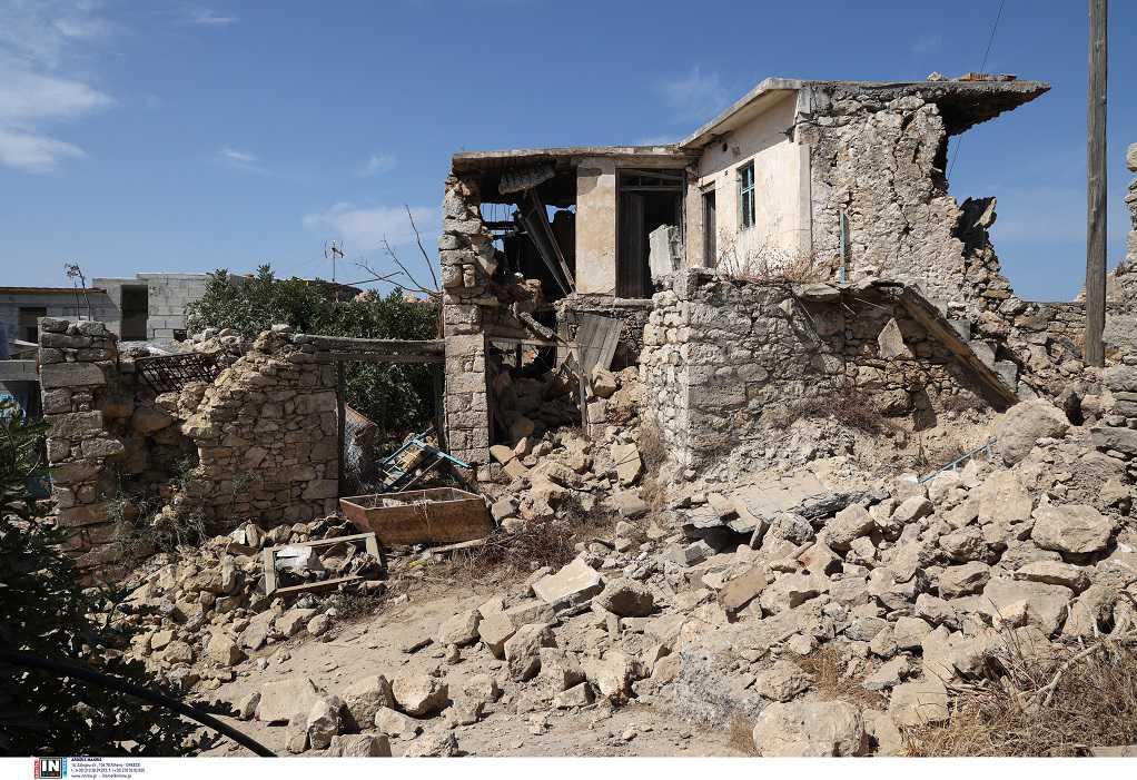 Σεισμός: Εγκατάσταση της Κινητής Μονάδας Ψυχικής Υγείας του ΠαΓΝΗ στο Αρκαλοχώρι Ηρακλείου