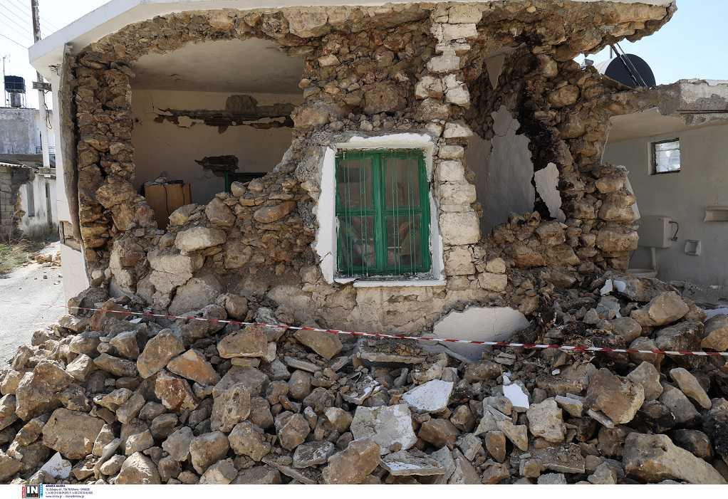 Ρέθυμνο: Ψυχολογική υποστήριξη στους σεισμόπληκτους Αρκαλοχωρίου