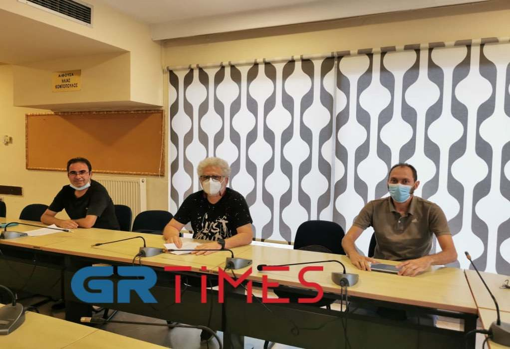 Κέντρο υγείας στη Σίνδο και ασφάλεια στους χώρους δουλειάς ζητούν τα συνδικάτα