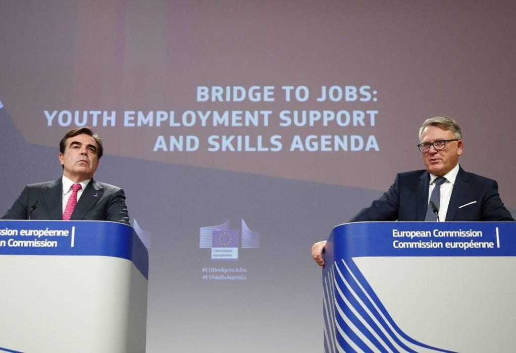 Σχοινάς και Σμιτ θα εγκαινιάσουν το περίπτερο της ΕΕ στη ΔΕΘ