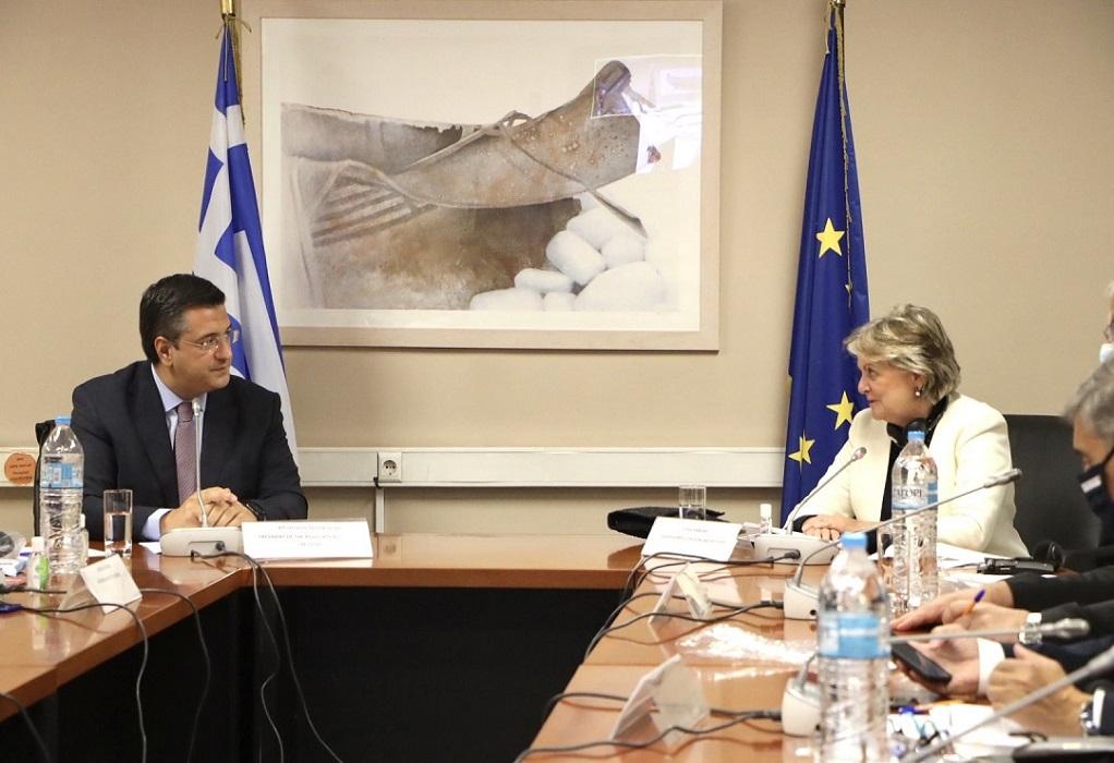 Απ. Τζιτζικώστας: Το νέο ΕΣΠΑ πρέπει να υλοποιηθεί με επίκεντρο τα πραγματικά προβλήματα των πολιτών