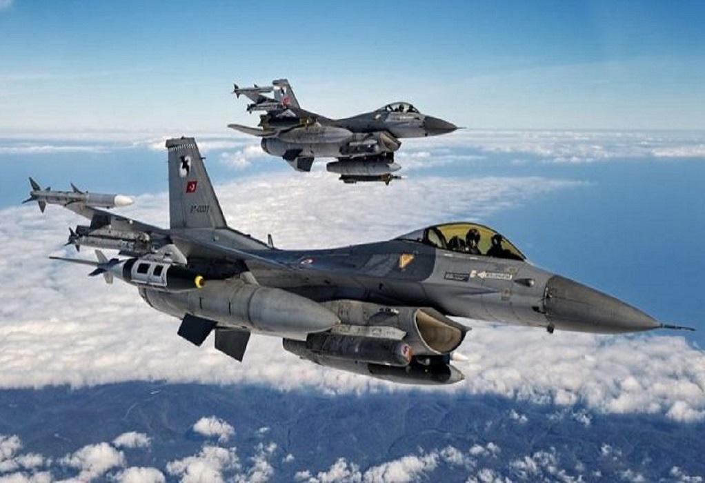 Τουρκικά F-16 πέταξαν πάνω από Οινούσσες, Λειψούς και Φαρμακονήσι