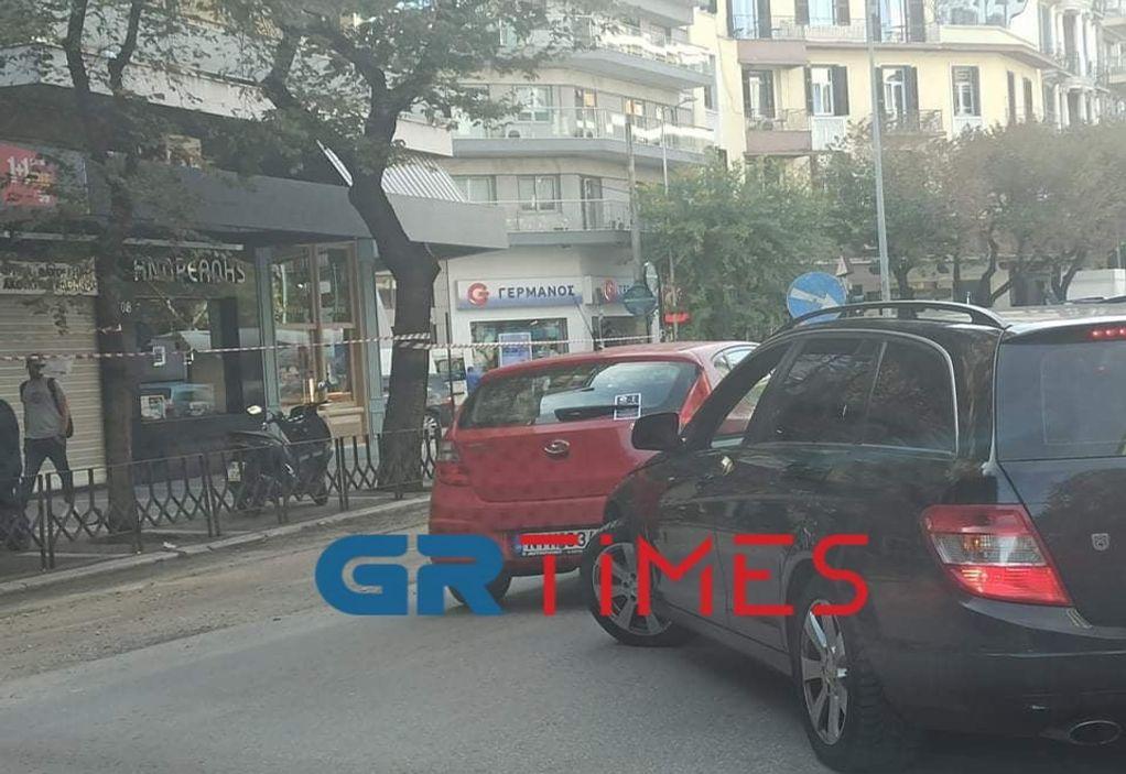 Θεσσαλονίκη: Με…υπομονή στην Τσιμισκή – Σε εξέλιξη έργα (ΦΩΤΟ)