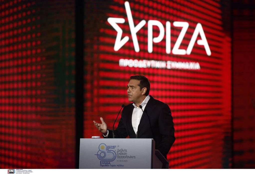 Τσίπρας: Kατώτατος μισθός 800 ευρώ και πιλοτικά το 35ωρο