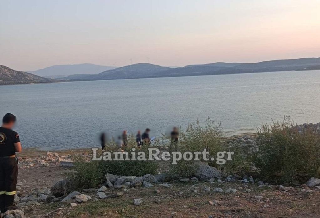 Υλίκη: Κυνηγός πνίγηκε στη λίμνη (ΦΩΤΟ)