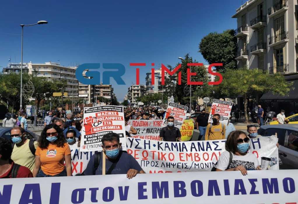 Ευτράπελο: Πληρώθηκαν ξανά οι υγειονομικοί σε αναστολή – Θα τους ζητηθούν πίσω τα χρήματα