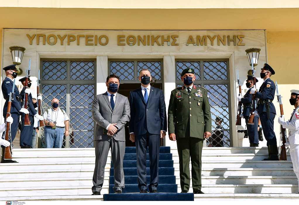 Παναγιωτόπουλος: Είμαστε ομάδα μαχητών και ο Χαρδαλιάς αποτελεί χρήσιμη προσθήκη