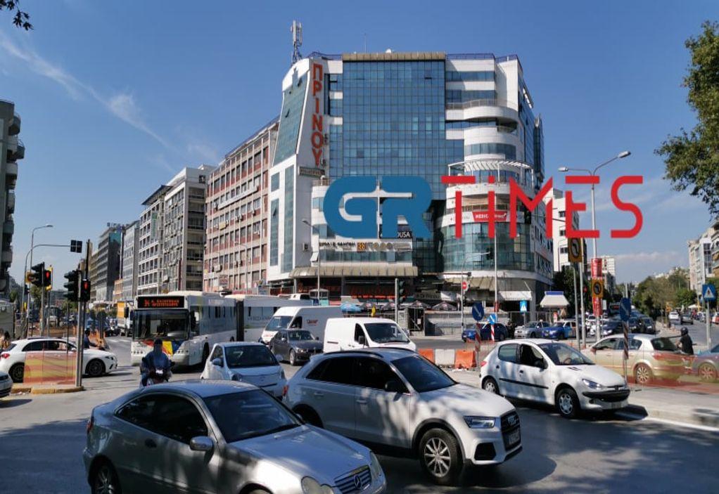 Θεσσαλονίκη: Το φανάρι που περνούν πιο πολύ με κόκκινο (VIDEO)