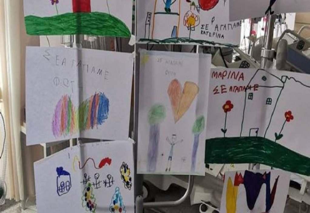 Πάτρα: Πήρε εξιτήριο και έπαινο από το νοσοκομείο ο 6χρονος Φώτης