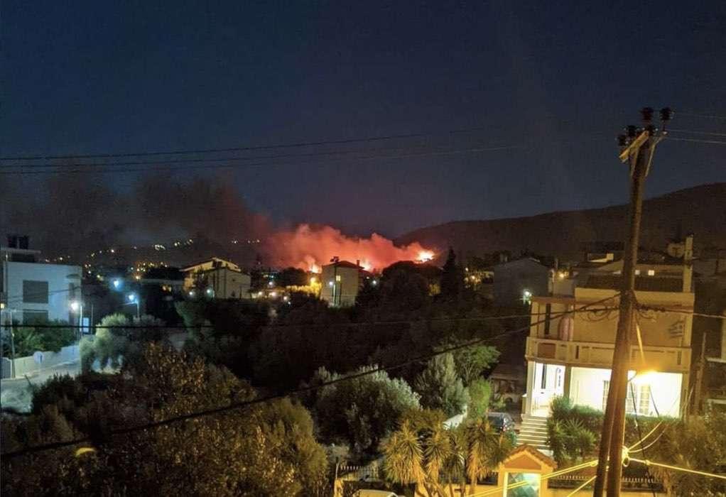 Νέα Μάκρη – Φωτιά: Που θα φιλοξενηθούν όσοι εκκένωσαν τα σπίτια τους