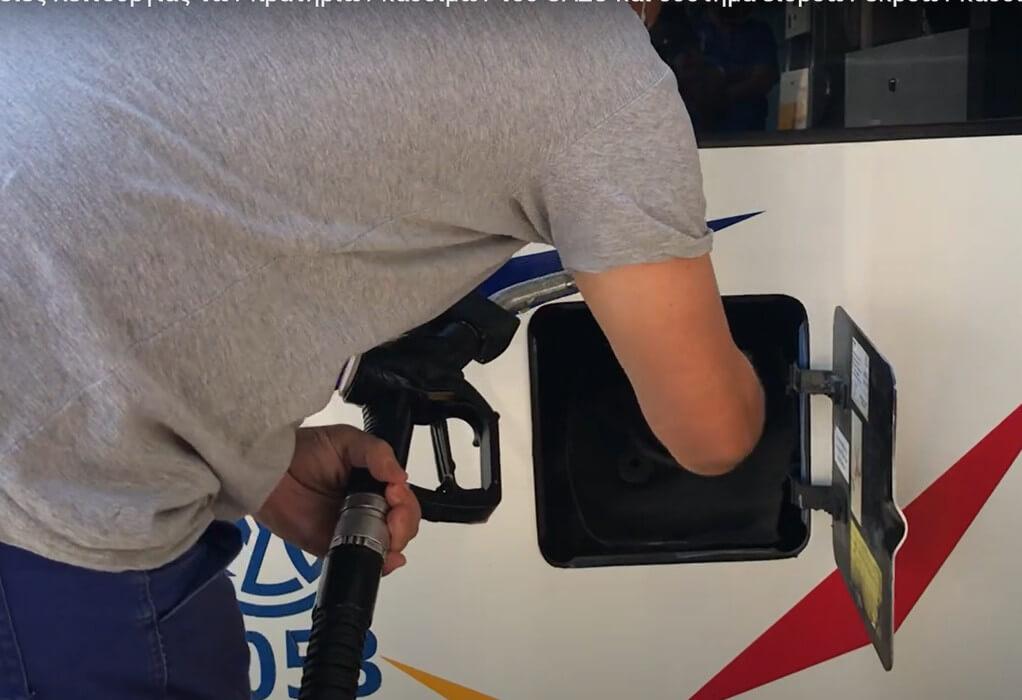 Μπαίνει τάξη στον ΟΑΣΘ- έλεγχος στην εισροή- εκροή καυσίμων (video)