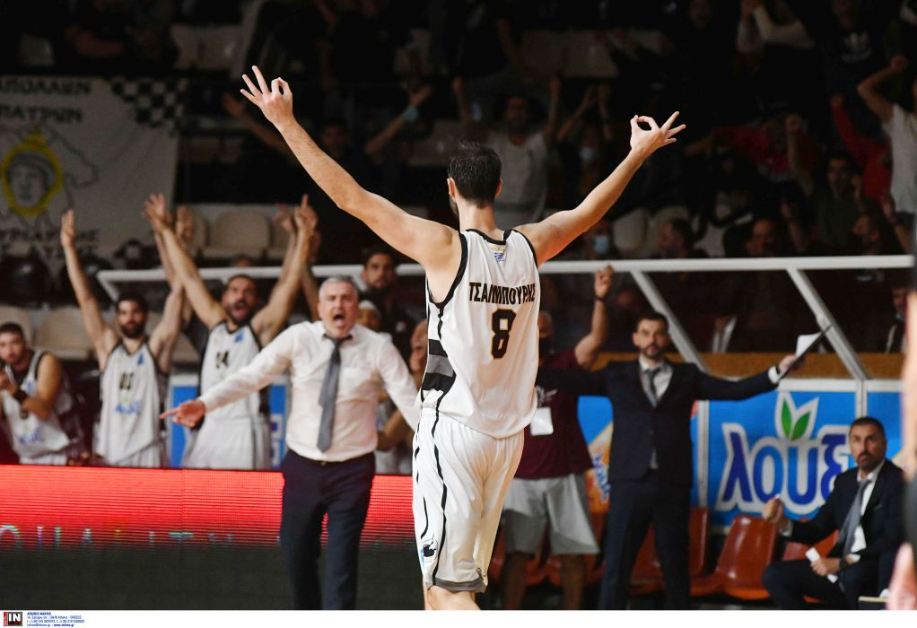 Basket League: Υπέταξε την ΑΕΚ ο Απόλλων Πατρών