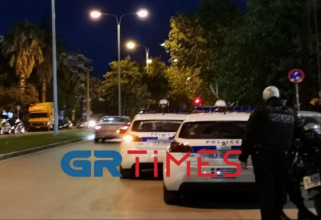 Θεσσαλονίκη: Συμπλοκή μεταξύ παικτών με τρεις τραυματίες σε αγώνα της ΕΠΣΜ (ΦΩΤΟ)
